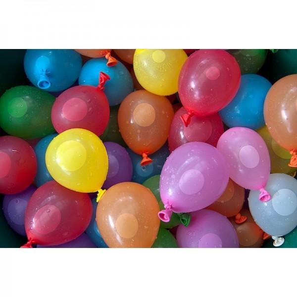 Palloncini Bombe d'acqua Pastello - 500 pz