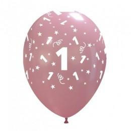 Palloncini compleanno con numero