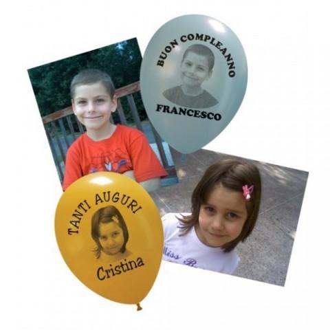 Palloncini Pubblicitari diametro 30 cm