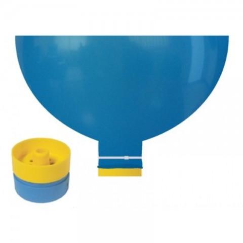 Valvola chiusura palloni giganti