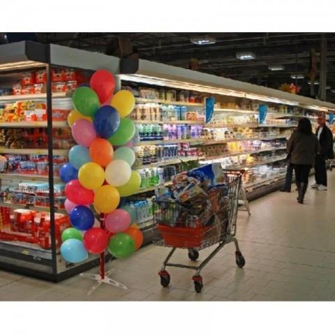 Palloncini personalizzati con logo brand marchio per eventi aziendali, promozione  - 500 pezzi