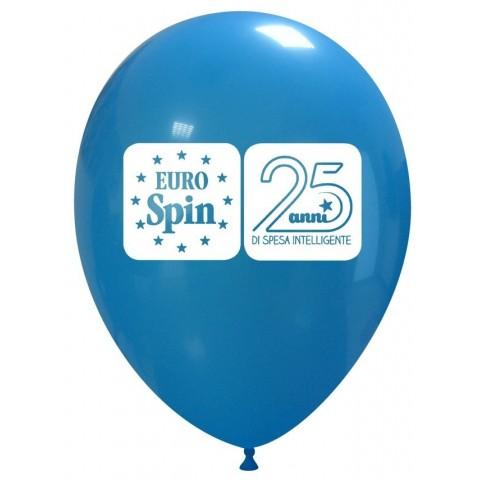 """500 Palloncini 30 cm (12"""") personalizzati con logo brand marchio per eventi aziendali, promozioni"""