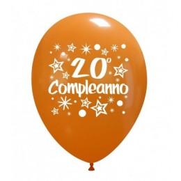 100 Palloncini Compleanno...