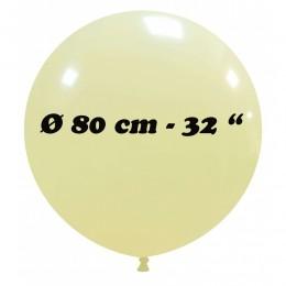 Palloncino rotondo diametro 80 cm - 32 pollici