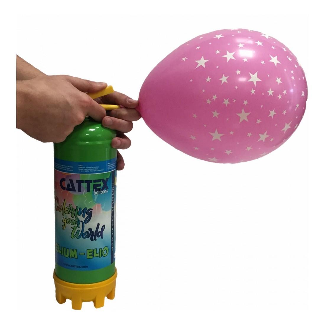 Bombola gas elio MaxxiLine per gonfiare fino a 30 palloncini lattice o mylar