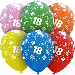 100 Palloncini colorati con...