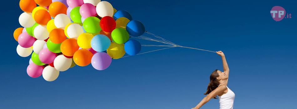 Palloncini personalizzabili